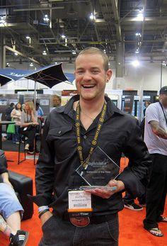 Russell Davis, Nightclub & Bar's Bartender of the Year