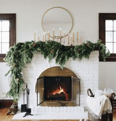 The 15 Best Faux Garlands For The Holidays