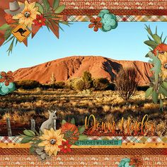 A digital scrapbooking kit by Studio Flergs, Digilicious Design & Digital Scrapbook Ingredients. 3 Aussie girls have got together to bring you a taste of Aussie life in the Outback. The second in our series of Aussie life kits. This kit is perfect for any outback & desert layout.