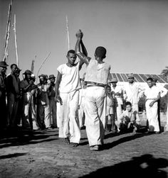 Chamada, picture by Pierre Verger 1947