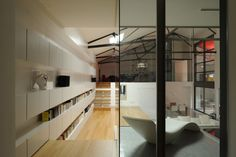 Loft Bourdeaux France Teresa Sapey Architecture Studio