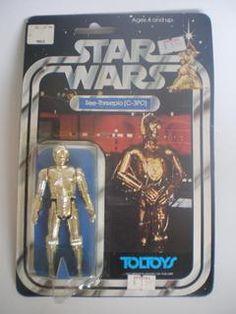 Toltoys 12 back C-3PO