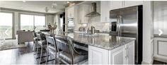 Merchandising Town Home $850,000 - $899,999 Company: Model Home Interiors/Ryan Homes Model: Willard at Banneker Ridge City: Washington, DC