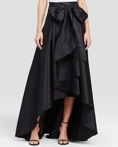 Adrianna Papell High/Low Ball Skirt | Bloomingdale's