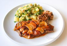 Hungarian Recipes, Hungarian Food, Other Recipes, Pork Recipes, Spaghetti, Food And Drink, Chicken, Cooking, Ethnic Recipes