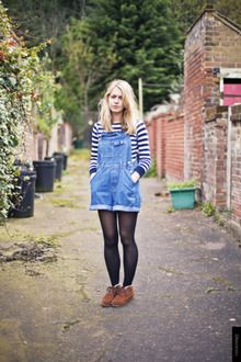 Fashion - Fashion streetstyle - Inspiration - Trending - Trend - 2014 - Spotted - Blogger - Celebs - Celebrity - Hot right now - Catwalk trends - Spot & Shop - Outfit - Ootd - Dungaree - Dungarees - Denim - Ripped