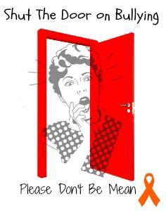 Shut The Door on Bullying!