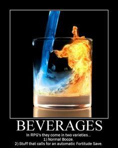 Fantasy Beverages