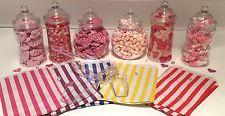 Plastic Victorian Sweet Jars, Bags, Scoops for Sweet/Candy Table/ Wedding Wedding Candy Table, Jasmine, Victorian, Food, Bags, Handbags, Essen, Meals, Eten