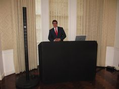 DJ Dave Swirsky at Wedding at the Harold Pratt House Park Ave NYC. What a great venue!!!