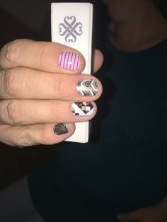 #djjamberrynails #samplesheets #firsteverjamicure   Check out your own or email us at dawnandjade.jamberry.com