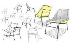 Upcycled Chair on Behance.