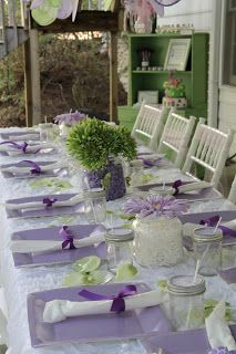 Sweet P Parties: Sloan's Fairy Party