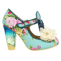 Irregular Choice   Womens   Irregular Choice   Can't Touch This - makes me feel like an Island Holiday >_
