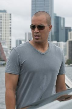 Coby Bell from Burn Notice