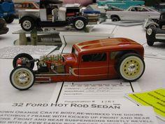 32 Ford Hot Rod Sedan