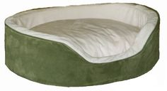Pampered Pets Oval Bed XLarge Sage Green * You can get more details by clicking on the image. This is an Amazon Affiliate links.