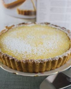 8 Mary Berry Dessert Recipes to Help You Prep for Your 'Great British Bake Off' Audition Mary Berry's Tarte Au Citron – Stasty Mary Berry Desserts, Lemon Desserts, Lemon Recipes, Just Desserts, Baking Recipes, Delicious Desserts, Dessert Recipes, Halibut Recipes, Spring Desserts