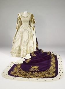 Her Majesty The Queen | Royal Collection Trust, Coronation Dress and Robe, 1953, Norman Hartnell
