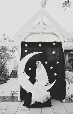 1920s Wedding || Over The Moon || E + A