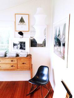 we're giving away a george nelson net lamp / sfgirlbybay