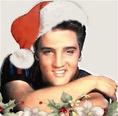 elvis christmas photos | Elvis Christmas