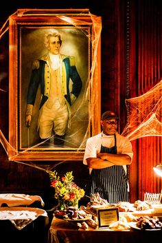 Andrew Jackson and Chef. Sony Alpha 7R, Leica Summilux 50mm f/1.4 ASPH. © Jim Fisher