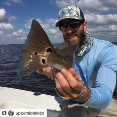 Nice spots @upperslotslobs - thx for using #gowaxhead on your pic! Have a great weekend!  #redfish - http://ift.tt/1HQJd81