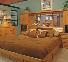Ashley kira almost black queen storage bed b473 q for Ikea avon ohio