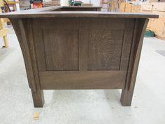 Stickley Prairie Sofa #220 - by AandCstyle @ LumberJocks.com ~ woodworking community