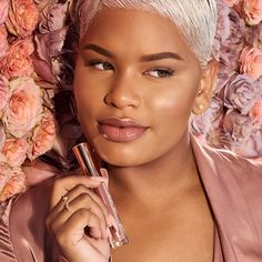 "15.1k Likes, 437 Comments - e.l.f. Cosmetics (@elfcosmetics) on Instagram: ""We're going 🌹 gold with @alissa.ashley !!! On October 24, shop her exclusive Nude Rose Lip Gloss…"""
