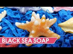 Here's a really neat video tutorial on how to make your own silicone mold - a really EASY way! - and a cute starfish glycerin soap!