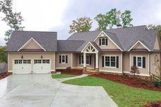 Craftsman Dream Home Plan with Lower Level Bonus - 24360TW | Architectural Designs - House Plans