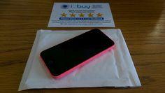 Apple iPhone 5c - 16GB - Pink (Unlocked) Smartphone