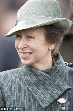 Not invited: Princess Anne