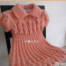 Одежда для девочек | Вяжем сами