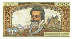 Banknotes of France French Franc, Vintage Photos, Mona Lisa, Artwork, Painting, Money, Maths, Bridges, Collection