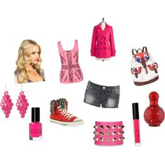 For my fanfic! Megan is going out for the day with her boyfriend Liam