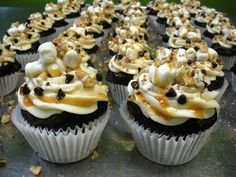 OVER THE TOP CUPCAKES by overthetopcupcakes, via Flickr