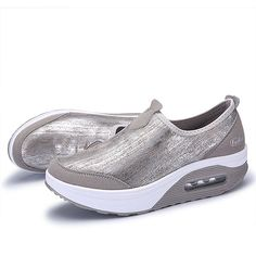 03961a42c US Size 5-10 Women Sport Rocker Sole Shoes Outdoor Flats