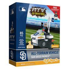 MLB San Diego Padres Oyo Atv Toy Vehicle - 85pcs