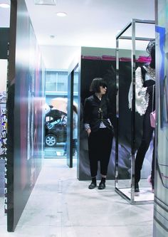 When it comes to fashion concept stores, the Japanese designer at the head of Comme des Garçons, Rei Kawakubo, has a certain commercial magic touch that comes from a sense of place.