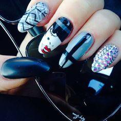 #eclair #eclairnail #nails #nailart #nailporn #nailswag #nailsbest #nailpolish #naildesigns