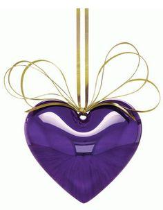 """Jeff Koons """"Purple Heart"""""""