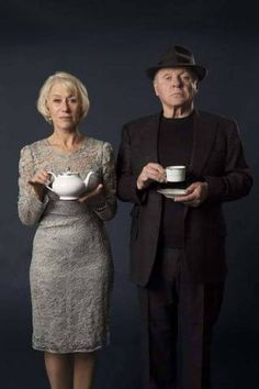 A Very Proper Tea with Dame Helen Mirren & Sir Anthony Hopkins