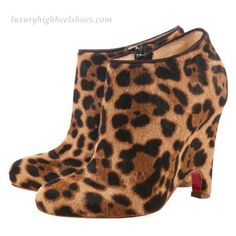 Best Price Authentic Christian Louboutin Morphing Leopard Print ...