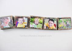 Super Cool Diy Picture Blocks ❤️#DIY&Crafts#Trusper#Tip