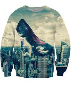 Heels Crewneck Sweatshirt