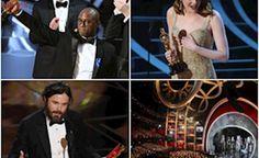 'Moonlight' é o melhor filme e 'La La Land' leva seis estatuetas; veja lista