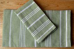 Fringeless Turkish Towels